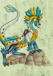 Might of a Dragon by Rianne2k8