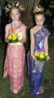 Loy Kratong 3 by Rivendell-PhotoStock
