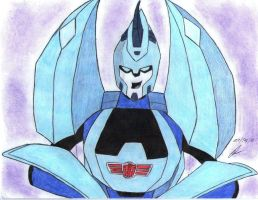 Blurr tranformers animated 2 by ailgara
