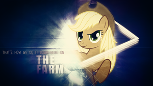 Down Here on the Farm [Collab] by RDbrony16