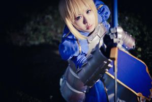 fate zero - one by Phoenixiaoio