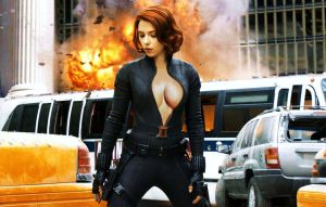BLACK WIDOW by Fit2Quit