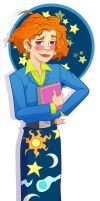 Ms. Frizzle Redesign by Video320