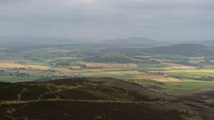 Clyde and Quothquan Hill by WestLothian
