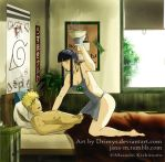 Naruhina: best breakfast ever by Drimys