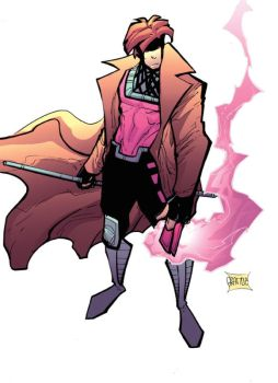 Gambit by johnnymorbius