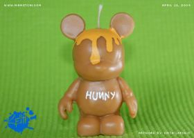 Vinylmation - Pooh's Hunny by Mametchi