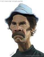 Don Ramon by marcoskapo