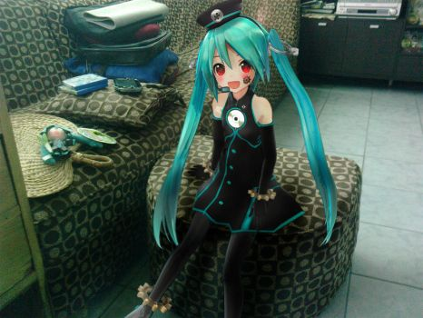 Selfish Plant Manager Appearance Miku ver.0.9 by faTWave