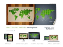 2010 WORLD CUP HD Wallpaper by sudhithxavier