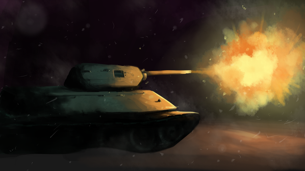 Tank of Heroes by Ashman718