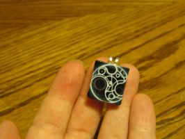 Timelord Pendant by Philyra2