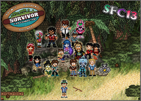 Survivor Fan Characters 13 by SWSU-Master