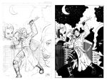 Bloodwatch Pencils and Inks by ArtisticSchmidt