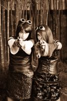 Asian Steampunk Session pt i by SteampunkChile
