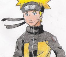 Naruto by exleydragon