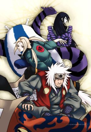 Jiraiya starts in Sage Mode. Who wins? VS