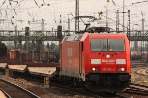 Just a class 185 by Budeltier