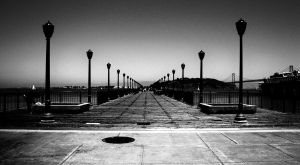 Port of San Francisco by T-Terror15