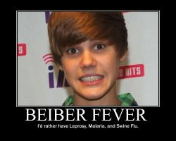 Beiber Fever by MollyMassacre323