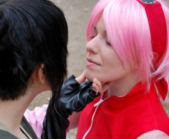 SasuSaku - Close your Eyes by Wings-chan