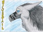 Silvertail Badge by Lyrak
