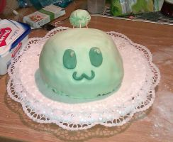 Poporing Cake by Knubbel