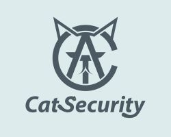 Cat Security by VampirGoth
