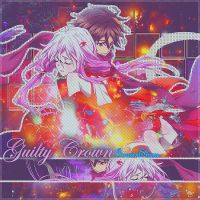 InorixShuu - Guilty Crown - Edition by CrazyAdicctionForYou