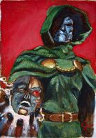 Dr. Doom by franciscofeed
