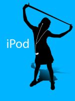 iPod ad made at IFTA by t0m0y04evr