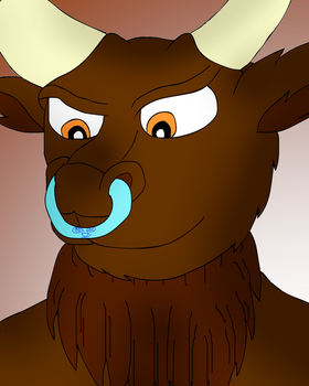 New Accessory - Nose Ring TF (Collab - kinda?) by Socks-Bolt
