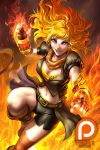 Yang Xiao Long by Quirkilicious