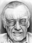 Stan Lee by gregchapin