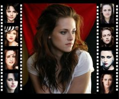 Kristen Stewart Filmstrip 2 by Mistify24