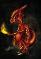 Charmeleon by CaymArtworks
