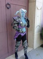 Draenei cosplay 10 - WoW by kurokagamirui