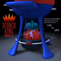 Scorch King 3 by ChristianHolmes