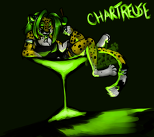 Chartreuse by Chebits