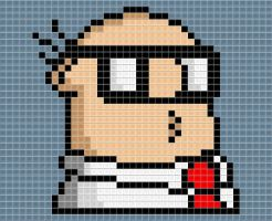 Wally Tiled by drsparc