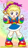 Remember Rainbow Brite by J8d