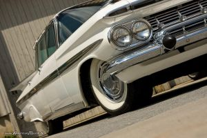 59 Chevy Four Door III by AmericanMuscle