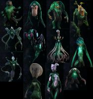 Various Live Action Lanterns by Alexander514