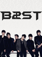 beast typography by xanzie