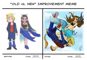 2004 - 2012 Improvement by NamiOki