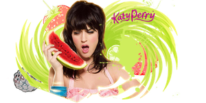 Katy Perry sig by ABC-123-DEF-456