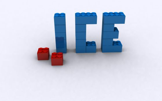 ICE LEGO by icewolf2040