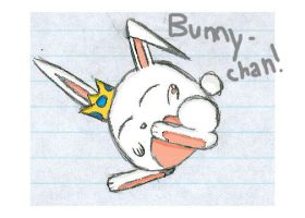 Bunny-Chan by Dancing1233