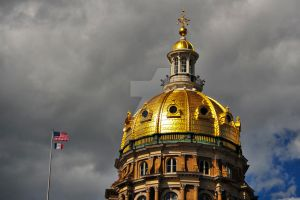 Golden Dome by lividity101