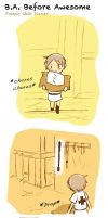 Chibi Prussia Diaries -002- by Arkham-Insanity